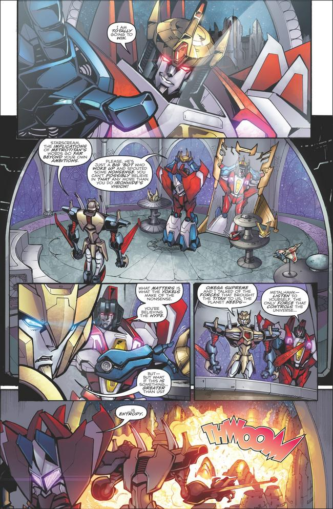 Interview: John Barber Discusses TRANSFORMERS: ROBOTS IN