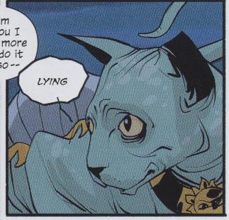 Saga #9 - Lying Cat