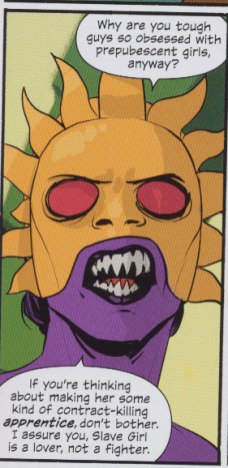 Saga #9 - Mama Sun