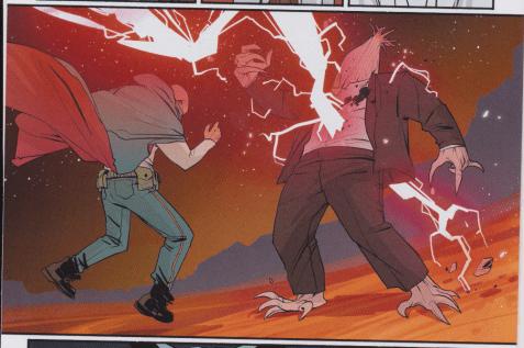 Saga #9 - Messing Up Lightning Spell