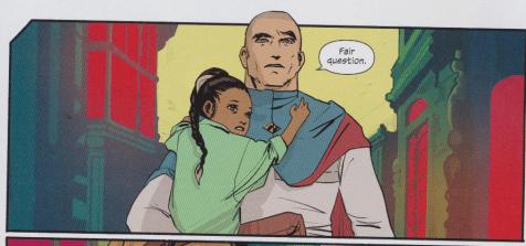 Saga #9 - The Will and Slave Girl