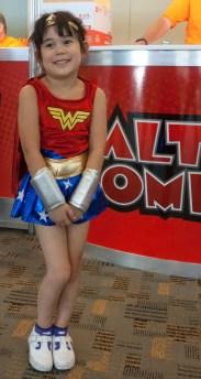 Small Wonder Woman