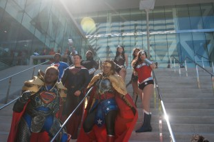 Superman and Wonderwoman Only 2