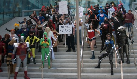 Nearly All the Marvel and DC Cosplayers