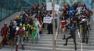 Nearly All the Marvel and DC Cosplayers 2