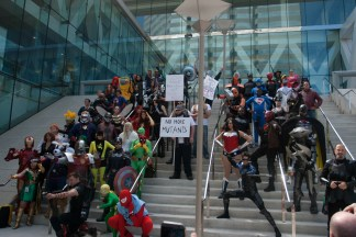Nearly All the Marvel and DC Cosplayers 4