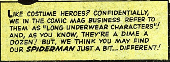 Long Underwear Characters