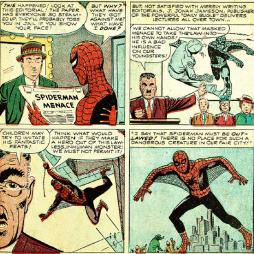 ASM 1 - Spider-Menace