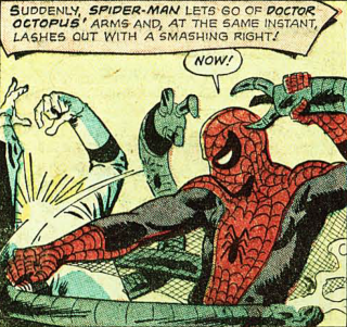 ASM 3 - Spidey Punches Out Doc Ock