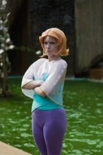Hanari Solomon as Pearl from Steven Universe