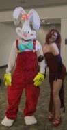 Roger and Jessica Rabbit
