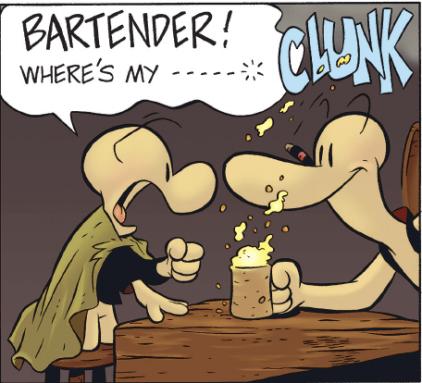 Bone Vol 1 - Drinking