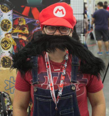 Epic Mario Mustache
