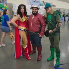 Silver Age Justice League Members