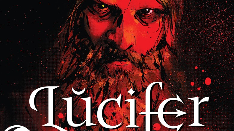 Lucifer #1 header