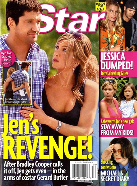 Jennifer Aniston And Gerard Butler The New Hottest Hollywood Couple Main 11063