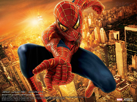spiderman 2 3d