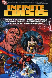 Infinite Crisis Collected cover