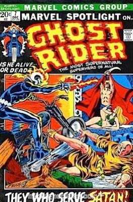 Marvel Sotlight Ghost Rider
