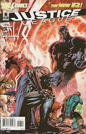 Vampire #13 Comic Book 2012 New 52 DC I