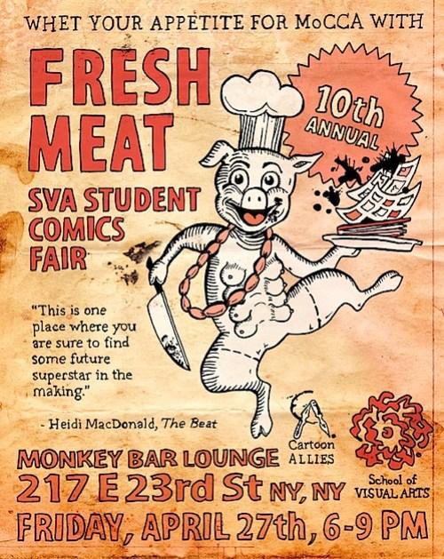 fresh meat SVA