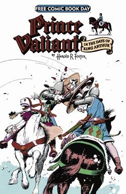 Fantagraphics FCBD13_Prince Valiant.jpg