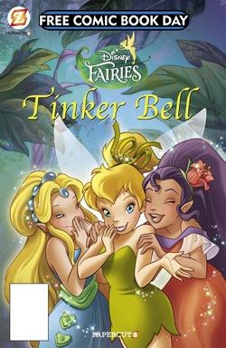 NBM Papercutz FCBD13_Disney Fairies.jpg