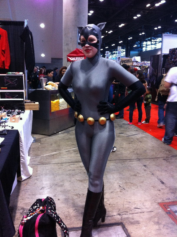 great Classic Catwoman!