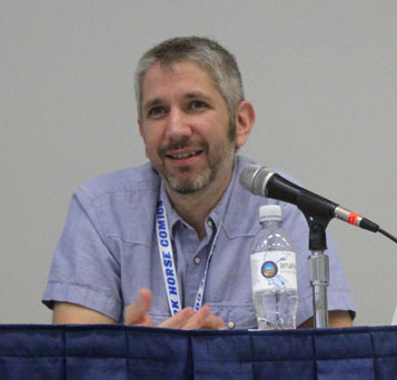 On the Scene: WonderCon 2013, Matt Kindt on MIND MGMT and Being Happy