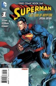 superman fcbd