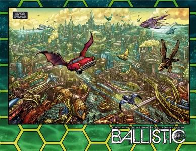 Ballistic #1