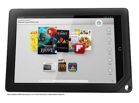 The Nook Gives You the Digital Comics Experience on the