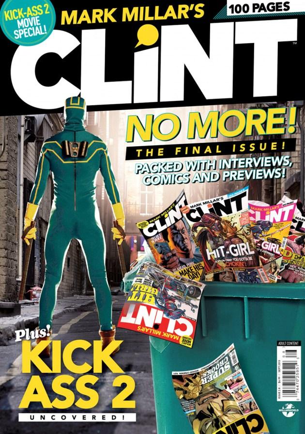 clint dies