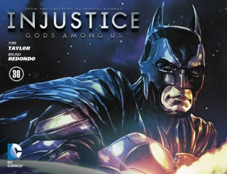 injustice gods among us #30