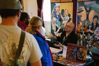 Lakes Comic Art Festival