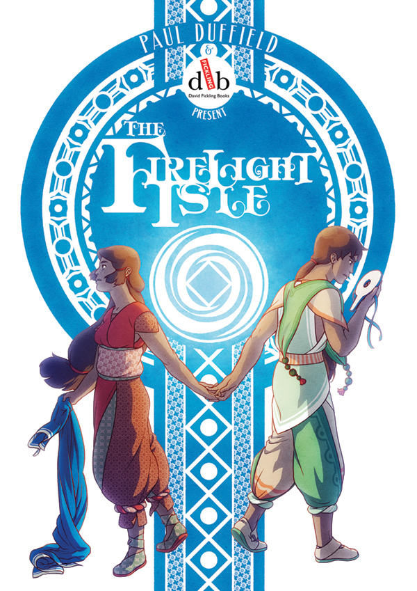 The Firelight Isle Special Preview Cover