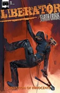 Liberator/Earth Crisis #1 cover B: Rod Reis