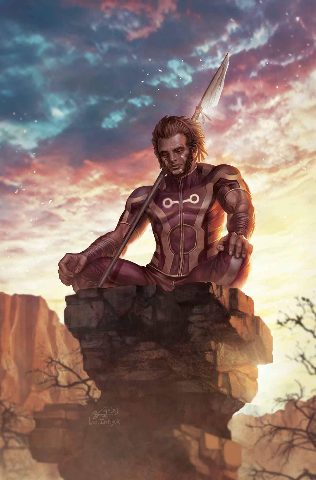 Marvel Avengers World #9 Comic Book 2014 ANMN