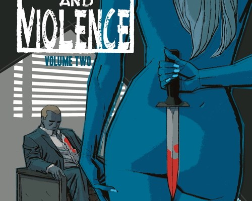 Jimmy Palmiotti on Kickstarting Sex and Violence II and why women are reading Harley Quinn
