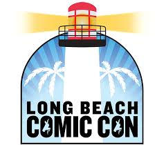 long beach comic con logo