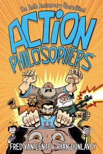 Action Philosophers 10th Edition by Dark Horse.