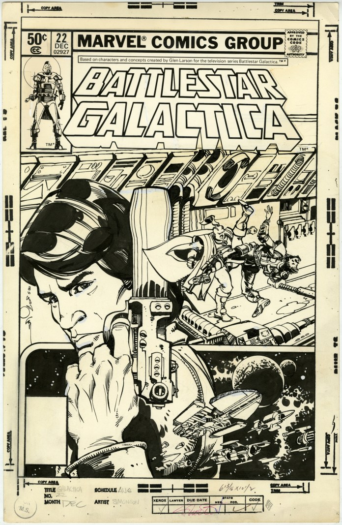 BATTLESTAR GALACTICA 22 COVER.WMS