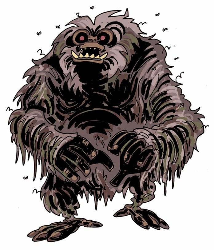 schweizer swamp ape