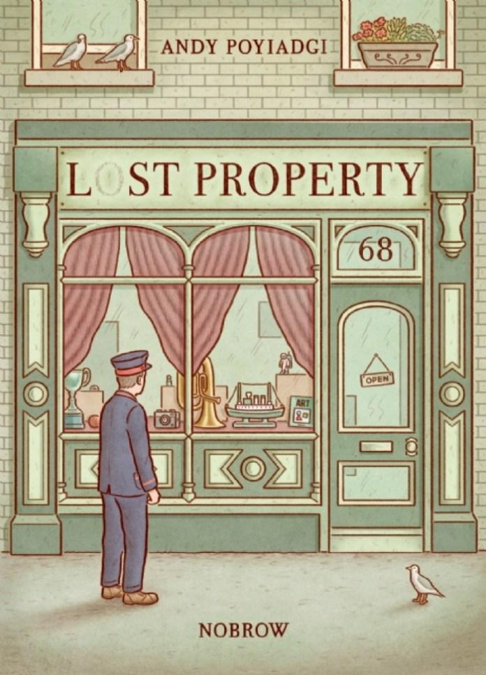 Lost Property, by Andy Poyiadgi
