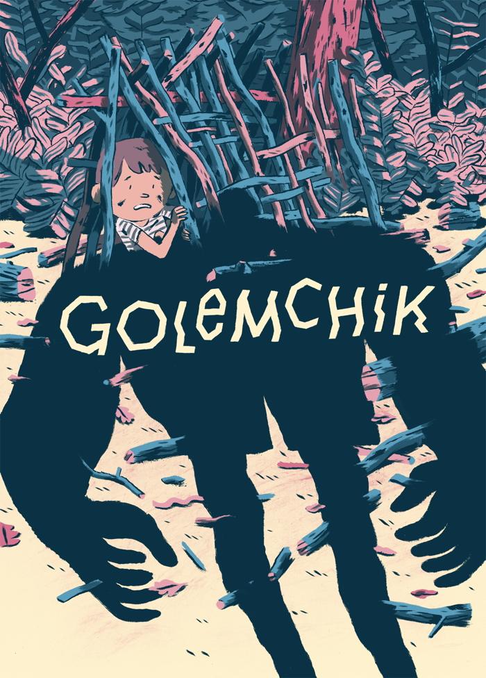 Golemchik, by William Exley