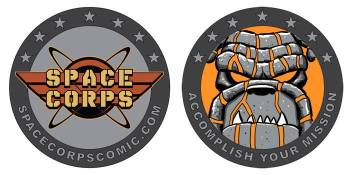 space corps coin