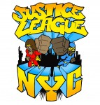 Justice League NYC logo
