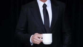 MacLachlan as Dale Cooper..today!