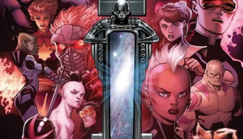 Cover for Guardians of the Galaxy & X-Men: The Black Vortex Alpha #1