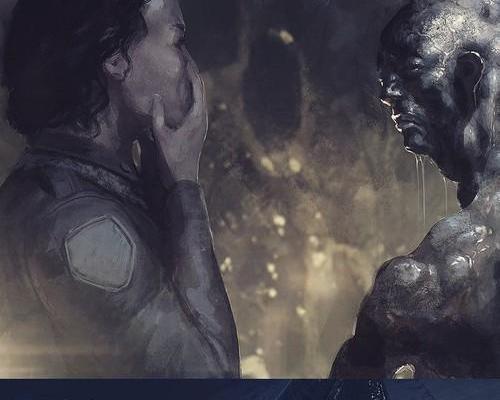 Neill Blomkamp was secretly working on Alien sequel ideas